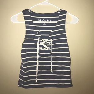 ABERCROMBIE & FITCH Tip-up Tank